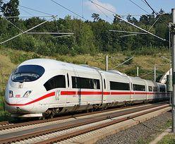 Strajk na kolei. Związkowcy w Niemczech chcą podwyżek i mniej pracy