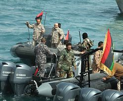 Libia: przechwycony przez siły USA tankowiec dopłynął do Trypolisu