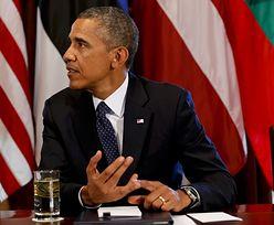Atak USA na Syrię. Przywódcy Kongresu poparli Obamę