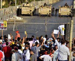 Demonstracje w Egipcie. Ofiary po wystąpieniach zwolenników Mursiego