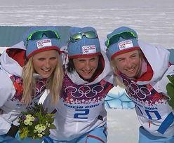 Biegi narciarskie: Norweskie podium, Justyna Kowalczyk zeszła z trasy