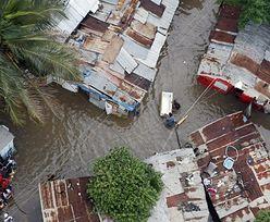 Huragan Sandy zbliża się do wybrzeży Stanów Zjednoczonych