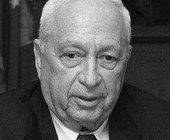 Śmierć Ariela Szarona. Prasa: wywarł ogromny wpływ na historię kraju