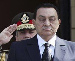 Defraudacje prezydenta Egiptu. Nowy proces Hosniego Mubaraka