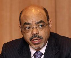 Premier Etiopii zmarł z powodu infekcji