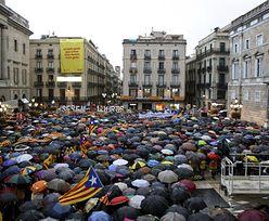 Niepodległość Katalonii. Żądają referendum
