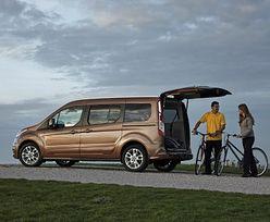 Ford Tourneo. Nie tylko dla rodziny
