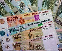Krach rubla został wywołany przez emisję obligacji Rosnieftu?