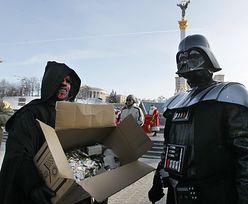 """Darth Vader i """"zestawy na koniec świata"""""""