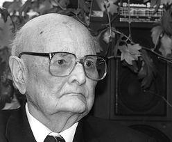 Krzysztof Dunin-Wąsowicz zmarł w wieku 90 lat. Był Sprawiedliwym wśród Narodów Świata
