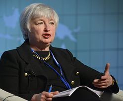 Emocje na Wall Street. Co powie Janet Yellen?