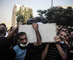 Stan wyjątkowy w Egipicie przedłużony