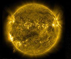 Wybuch na Słońcu najpotężniejszy od lat