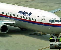 Katastrofa samolotu malezyjskich linii lotniczych