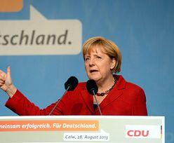 Interwencja w Syrii. Merkel: Postawa Moskwy i Pekinu godna ubolewania