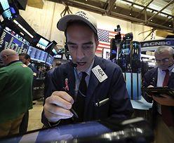 Dow Jones po raz pierwszy przebił 22 tys. punktów. Dzięki akcjom Apple