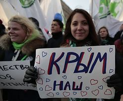 Ukraina ogranicza wwóz towarów na Krym
