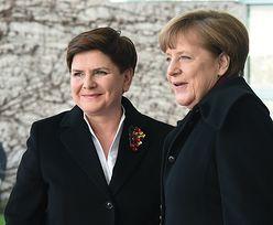 Szydło i Merkel będą zabiegać o pozostanie Wielkiej Brytanii w UE