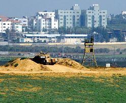 Strefa Gazy pod ostrzałem. Rakiety zabiły dwóch dżihadystów?