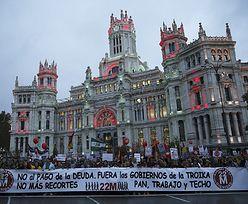 Kryzys w Hiszpanii. Mieszkańcy walczą o godność