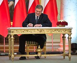 Prezydent podpisał ustawę o drugiej transzy deregulacji zawodów