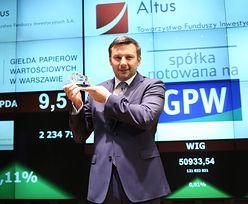 Altus TFI to nowa spółka na warszawskim parkiecie