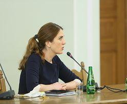 Komisja ds. Amber Gold. Była dyrektor w UOKiK tłumaczy, co zrobiła w sprawie piramidy finansowej