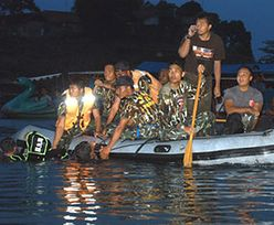 W Indonezji statek turystyczny przewrócił się. Zaginionych 15 osób