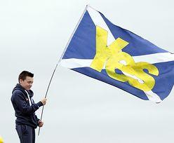 Referendum w sprawie niepodległości Szkocji. Nowy sondaż