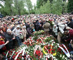 Na Cmentarzu Wojskowym na Powązkach pochowano gen. Jaruzelskiego