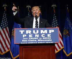 Trump znowu atakuje Clinton. Odrzuca poparcie Ku-Klux-Klanu