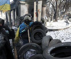 Zabici na Ukrainie - trwa śledztwo w sprawie demonstrantów