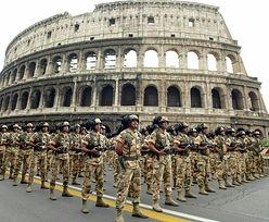 Włochy: Nie chcą parady wojskowej