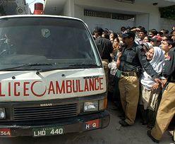 Terroryzm w Pakistanie. Kolejny atak na lotnisku w Karaczi