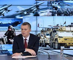 """Pomoc dla Ukrainy. """"Obecnie Polska nie planuje sprzedaży broni"""""""