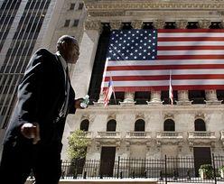 Giełda w USA ma problem. Pieniądze leżą dziś na ulicy