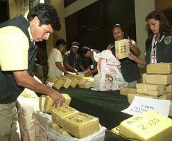 Przemyt narkotyków z Kolumbii. Kokaina w wydrążonych cytrynach