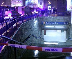 Metro w Warszawie. Prokuratura wszczęła śledztwo w sprawie pożaru