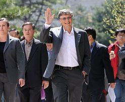 Bill Gates przekaże 1,8 mld dolarów na walkę z polio