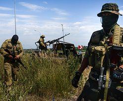 Walki na wschodzie Ukrainy. Rosja ostrzega