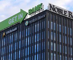 Getin Noble Bank z półmiliardową stratą. Bankowi miliard złotych dorzuci jednak Czarnecki
