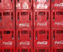 Coca-Cola w Rosji. Koncern pozbywa się fabryki soków
