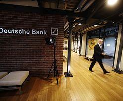 Deutsche Bank na giełdowym dnie. Ponad miliard euro wyparowało w dwa dni