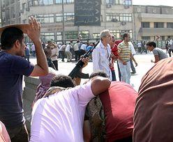 Protesty w Egipcie. Zakończyła się okupacja meczetu