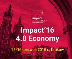 Impact'16: światowej sławy eksperci już w czerwcu w Krakowie