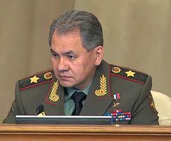 Rosyjska pomoc dla ukraińskich separatystów. Szef MON Rosji zamieszany?