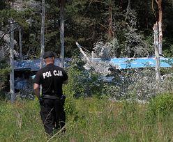 Wypadek samolotu ze spadochroniarzami