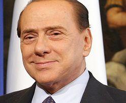 Sankcje wobec Rosji. Silvio Berlusconi chce pomóc Putinowi