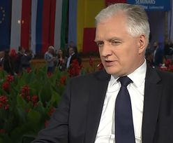 Jarosław Gowin: Nie da się jednocześnie obniżyć wieku emerytalnego, dać 500+ i 8 tys. kwoty wolnej. Gospodarka tego nie udźwignie