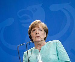 Merkel wyklucza rozmowy o pomocy dla Grecji przed referendum